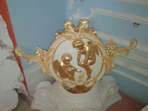 Stucchi decorativi